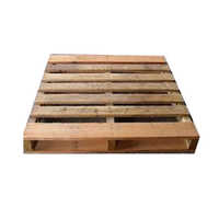 Two Way Hardwood Wooden Pallet