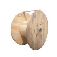 Hardwood Cable Drum