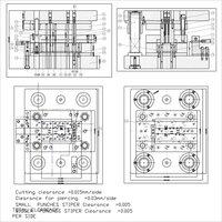Press Tool Designs