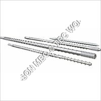 Screw Barrels For Injection Moulding And Extrusion Plants