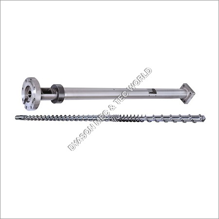 Vented Screw Barrel