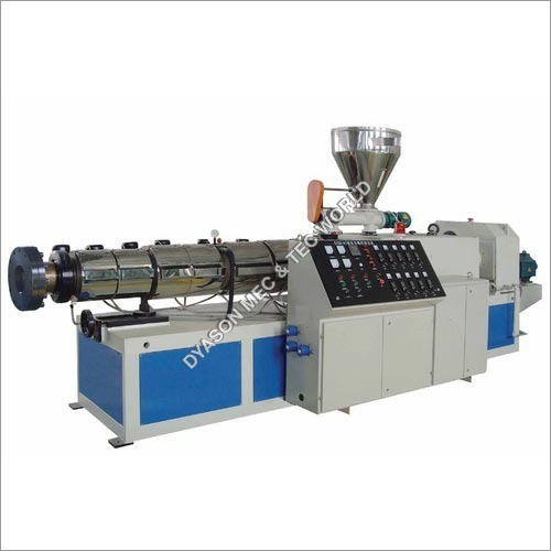 Vented Type Recycling Extruder
