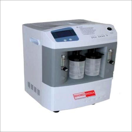 Oxygen Concentrator Double Bottle