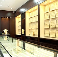 Jewellery Shop Interior Design Services
