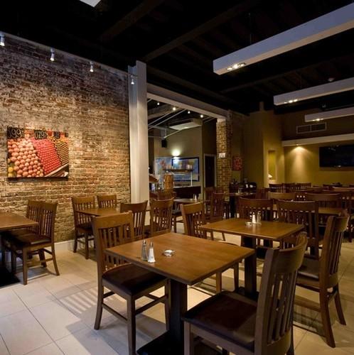 Restaurant Interior Design Services