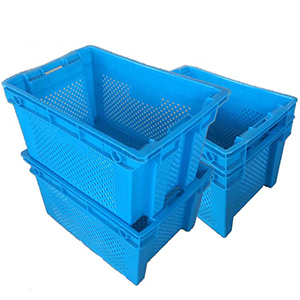 Nestable Plastic Crate