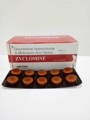 Dicyclomine & Mefenamic Acid Tablets