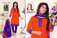 Bandhani Vol:3 Cotton Dress Materials
