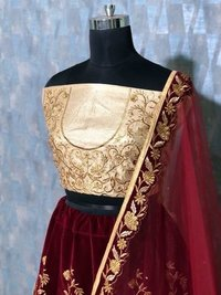 Fancy Designer Bridal Lehenga