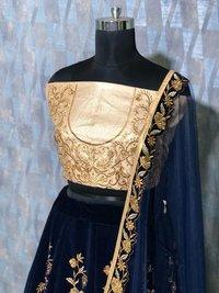 Fancy Designer Bridal Lehenga