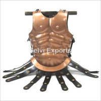Armour Antique Bronze Steel Breastplate