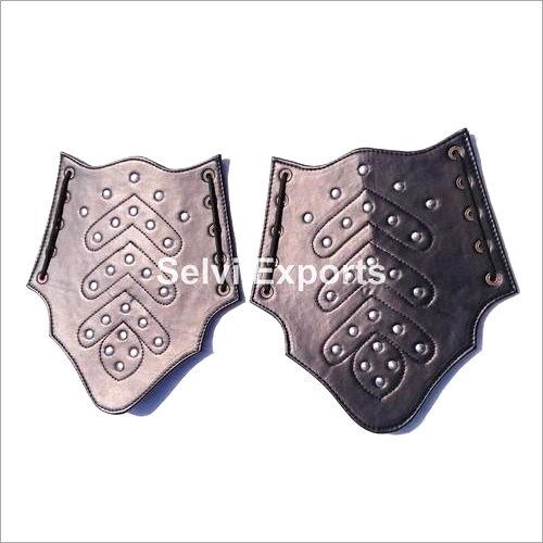 Leather Arm Bracer
