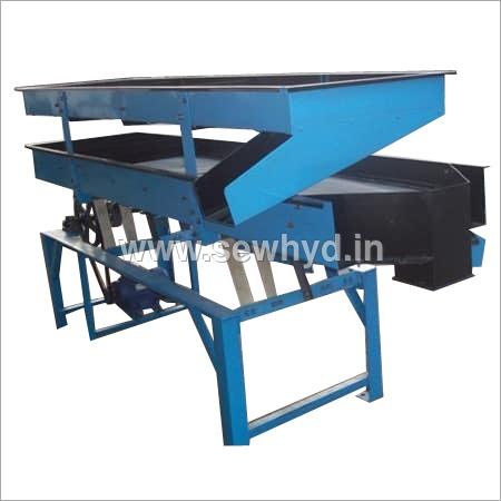 CFBC Boiler Bed Material Screening Machine