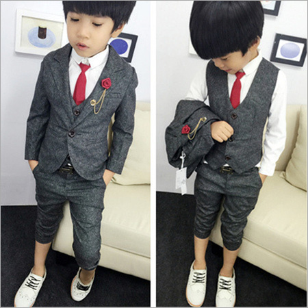 d79af80d40a7 Kids Boys Winter Blazer Jacket Set - SHEKHAR ENTERPRISES, Ward 13 , Old  G.M. Office , Haldibadi , Chirmiri, , Koriya, India