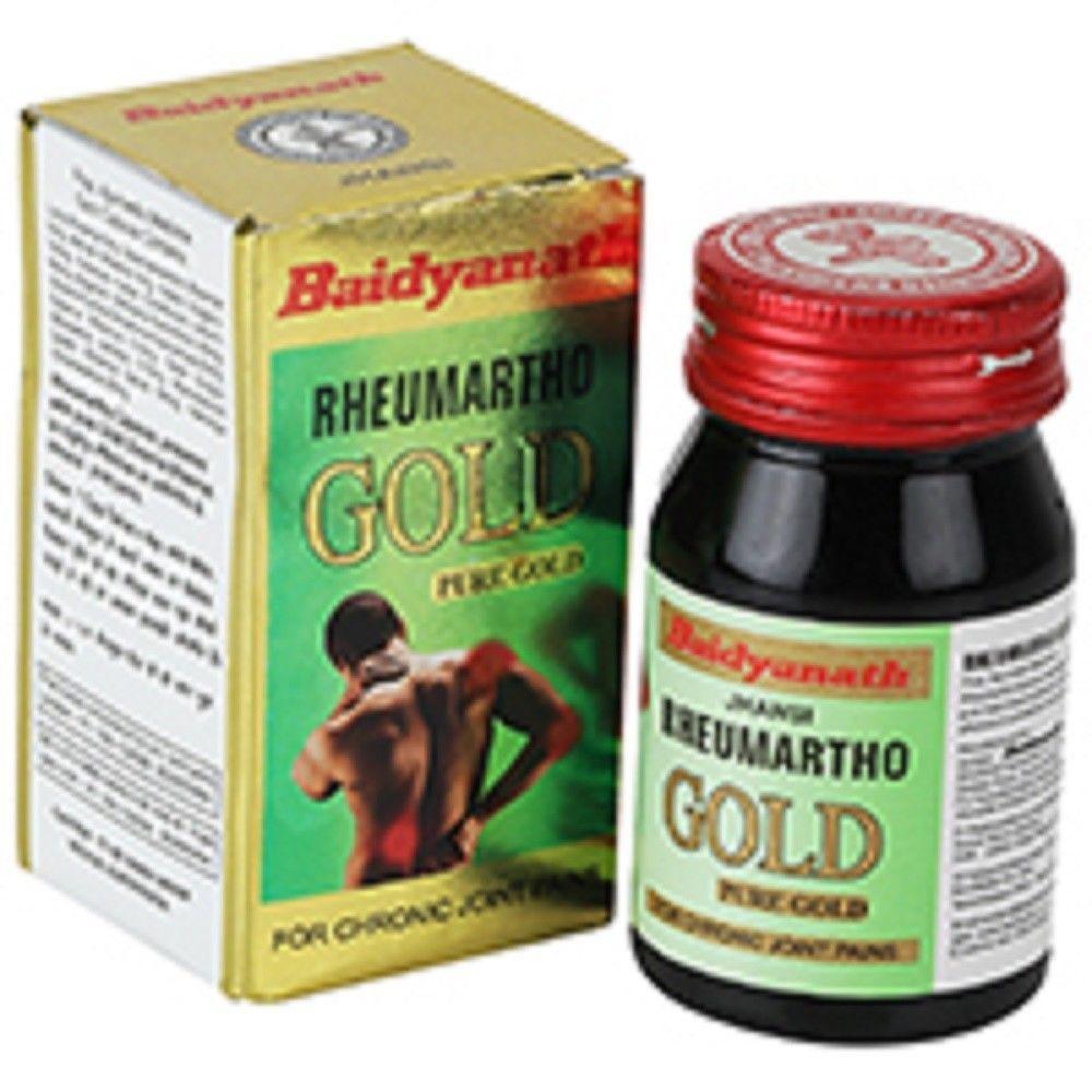 Baidyanath Rheumartho Gold Pure Gold