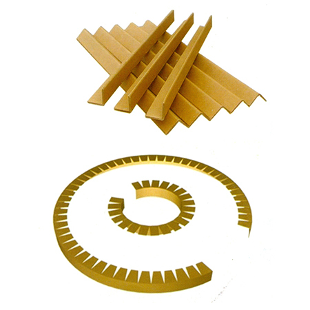 Corrugated Box and Rolls