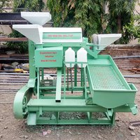 5 HP PKV Mini Dal Mill