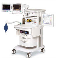 Anesthesia Workstation Interface