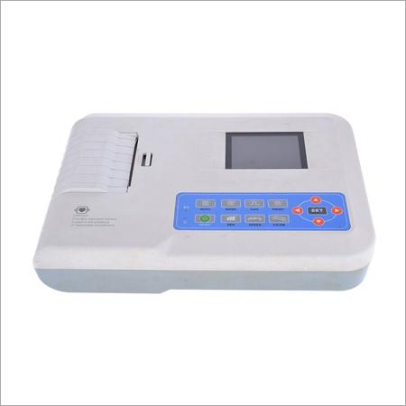 ECG Machine Single Channel