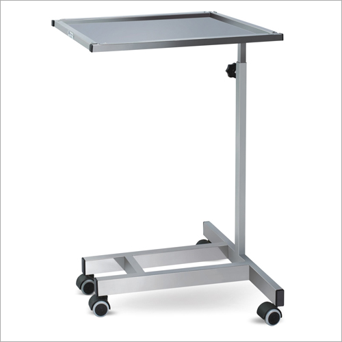 Stainless Steel Mayo's Trolley