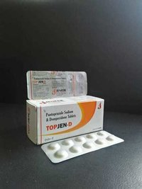 PANTOPRAZOLE 40MG+DOMPERIDON 10MG