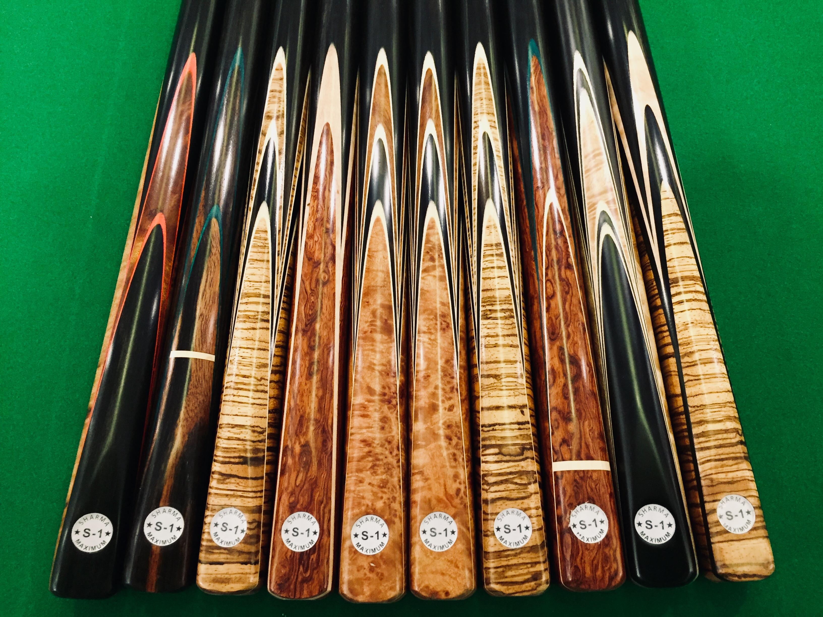 S-1 Professional Billiards Cues