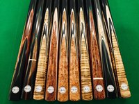 S-1 Professional Billiards Cues