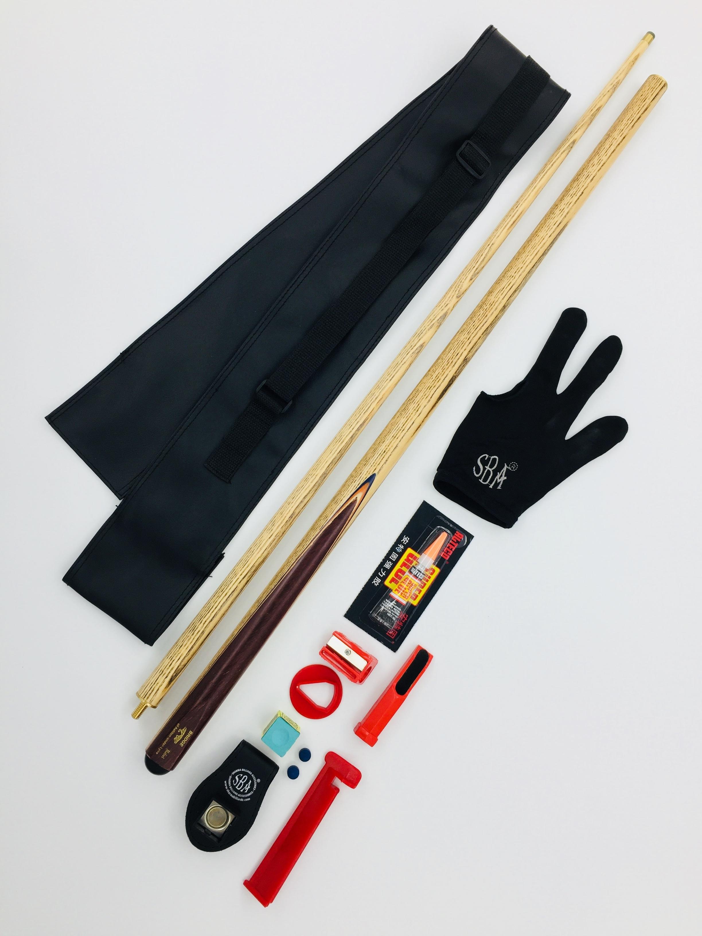 Wood Snooker Cues