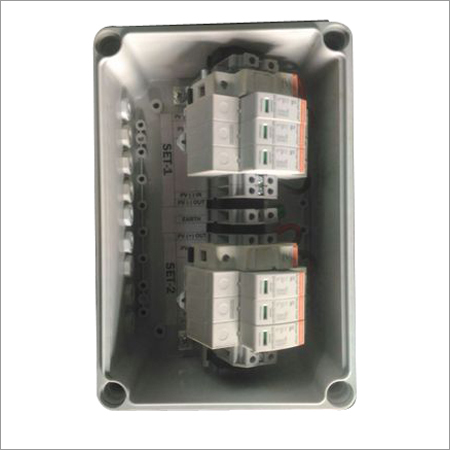 Solar Junction Box