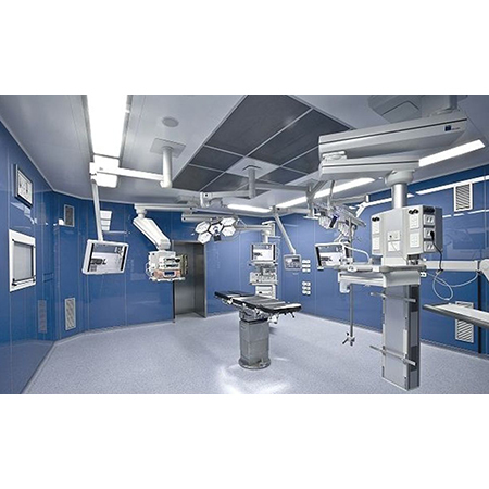Modular Operation Theaters HVAC System