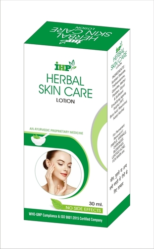 Herbal Skin Care Lotion