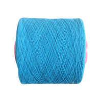Light Blue Colour Cotton Yarn