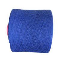 Dark Blue Cotton Yarn