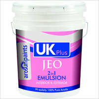 Jeo 2 in 1 Emulsion (Interior & Exterior)