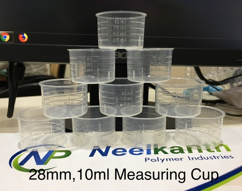 Plastic Measuring Caps
