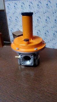 GAS TRAIN-PNG GAS Regulator-110 mBar to 2Bar