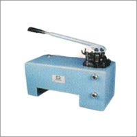 Air Hydraulic Hand Pump