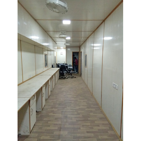 Modular Office Portable Cabin Rental Services