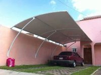 Fix Gazebo Tensile Structure
