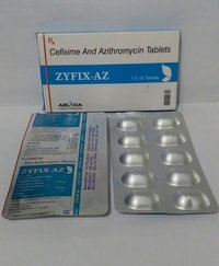 Cefixime Azithromycin Tablets