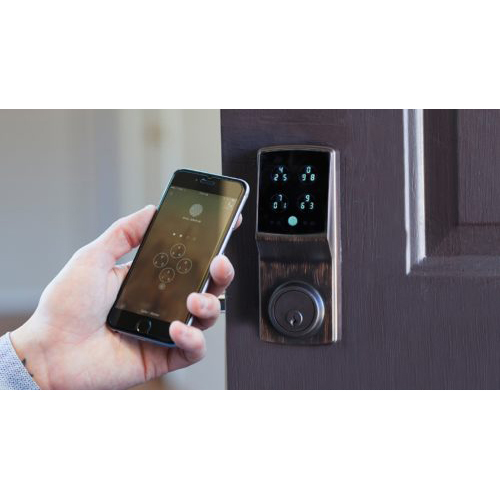 Smart Lock Automation System