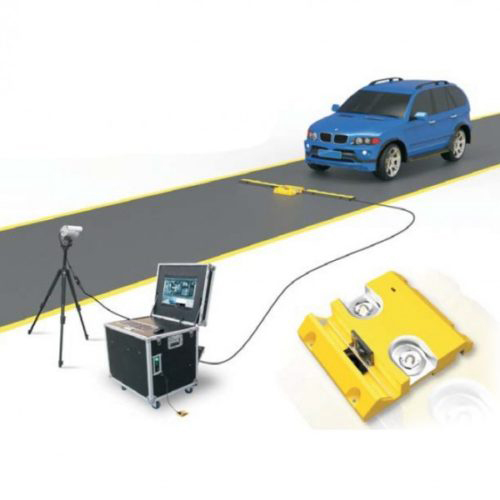 UVSS(UNDER VEHICLE MONITOR SYSTEMS)