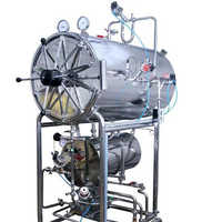 Autoclave Steam Sterilizer For Micro Laboratories
