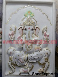 Marble Ganesh murti manufacturers