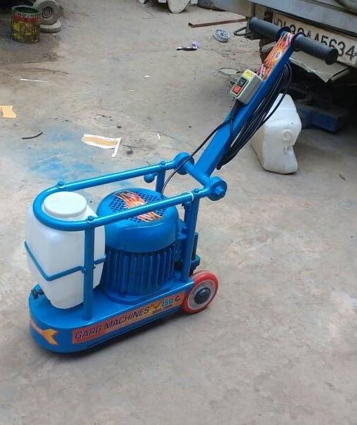 Mini Step Polishing Machine