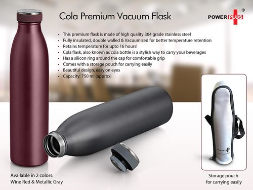 Cola Premium Vacuum Flask ( 750ml)