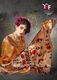Silk Cotton Sarees Collection