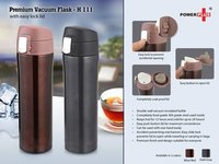 Premium Vacuum Flask with easy lock lid (500ml approx)