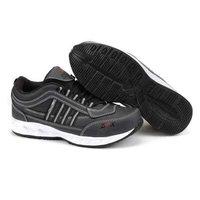 Mens Denim & Black Shoes