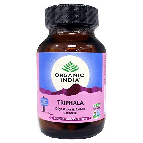 Organic India Triphala 60 cap